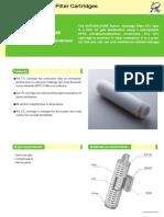 Especificacion filtro de venteo