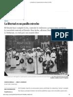 La Libertad Es Un Pasillo Estrecho _ Ideas _ EL PAÍS-1