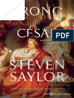 El trono de Cesar - Steven Saylor.pdf