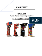 All Boxer Manual