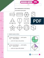 Comprendiendo Fracciones Matematica 3B