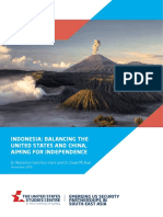 Indonesia Balancing US and China November 2015 MacArthur Indonesia ONLINE