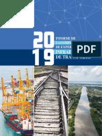 Informe  de la Comisión de Expertos en Infraestructura de Transporte 2019.