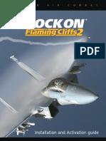 LOCKON FC2 Quick Start Manual En