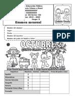 Examen5toGradoOctubre2019-20MEEP