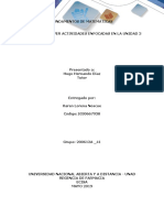 FUNDAMENTOS DE MATEMÁTICAS   TAREA 4 - RESOLVER ACTIVIDADES ENFOCADAS EN LA UNIDAD 3