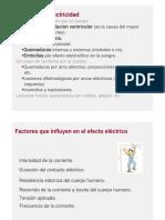 Electric Risks Course