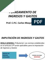 PALEACION DE INGRESOS