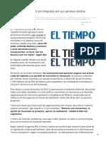Eltiempo.com-Se Quedó Guaidó Sin Impulso en Su Carrera Contra Maduro