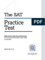 PDF of 2019 May Us Sat Qas