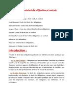 Théorie Générale Des Obligations Et Contrats 2 (7)