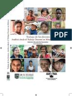 Trabajo de los jóvenes análisis desde el trabajo docente en México y Colombia