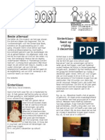 Veldpost 5, 22 november 2010
