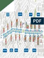 Mapa Metrobus Florencio Varela Horizontal Copia