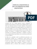 Cómo La Teoría de La Arquitectura ha Distanciado a Las Personas Del Diseño Arquitectónico.docx
