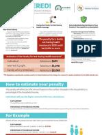 Tax Penalty Fact Sheet