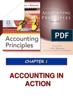 Chapter 01 - Accounting in Action