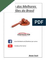 Lista de leilões no Brasil