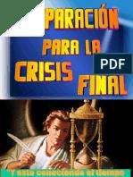 Preparacion para La Crisis Final