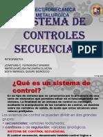 sistema de controles secuenciales