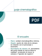 lenguaje cinematografico