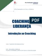 Coaching e Lideranca Introducao Ao Coach