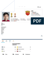Huikang Cai - Profilo Giocatore 2019 _ Transfermarkt