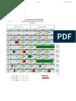 Cronograma EFA 21 2012-2013