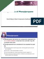 Phenylpropane