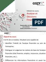 analyse et décision financières