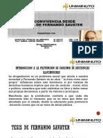 Actividad # 6 Etica Profesional Postura Fernando Savater