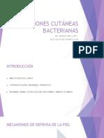 INFECCIONES BACTERIANA