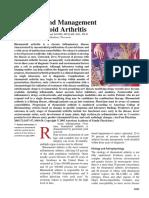 Diagnosis dan manajemen penyakit rheumatoid arthritis