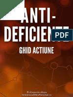 ghid antideficiente