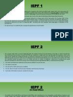 IEPF PPT