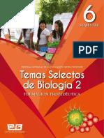 TEMAS SELECTOS DE BIOLOGIA 2