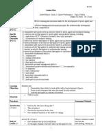 sports performance 20 fartlek lesson plan oct 2