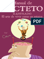 Manual de Epicteto Ilustrado - Javier Covo Torres