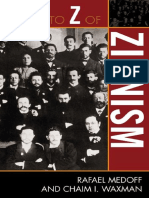 (A to Z Guides  102) Rafael Medoff - The A to Z of Zionism (A to Z Guides)-The Scarecrow Press, Inc. (2009).pdf