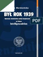 Maria Wardzyńska - Był rok 1939
