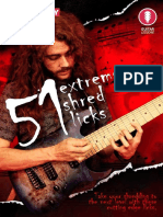51 Extreme shred
