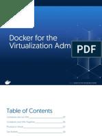 Docker for the Virtualization Admin