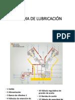 sistema de lubricacion del motor diesel