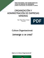 Ppt Cultura Organizacional