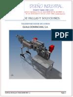 Manual de Fallas y Soluciones bandas automaticas