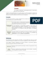 Conceptos y definiciones ISO 9001:2015