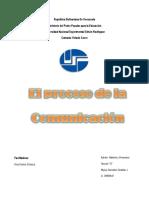 mi investigacion de procesos de comunicacion