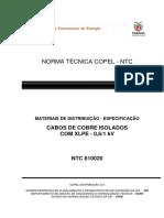 Norma Tecnica COPEL
