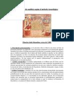 Informe 3 - Analisis Panofsky