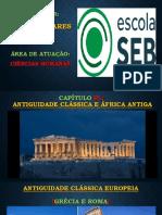Antiguidade Clássica e África Antiga